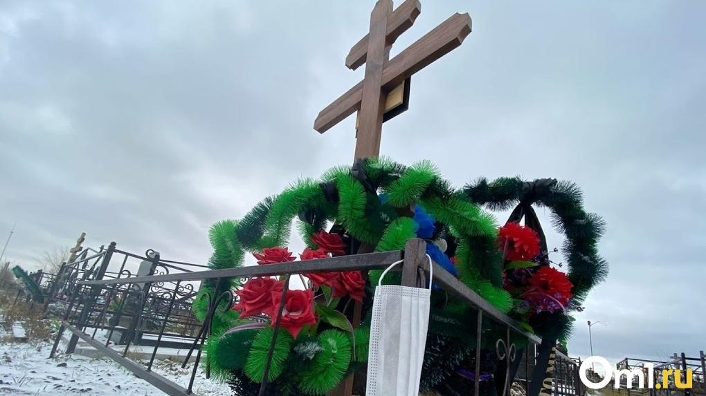 «Сократится срок выдачи тел». В Омске объяснили перепрофилирование моргов под «ковидные»