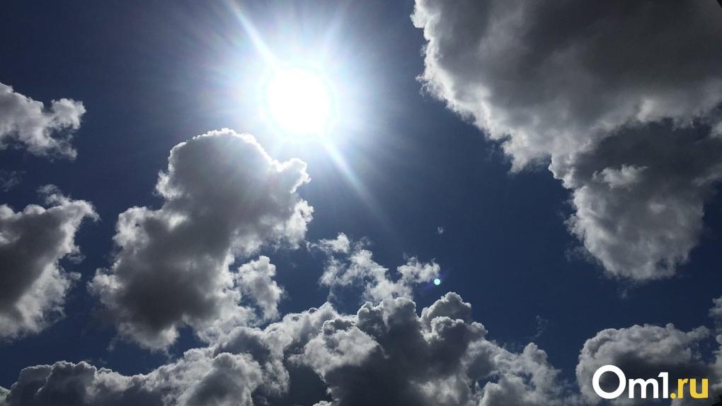 Новосибирские синоптики прогнозируют аномально жаркое начало сентября