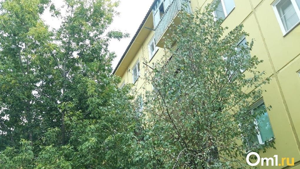 В разгар летней жары омские многоэтажки активно готовят к отопительному сезону