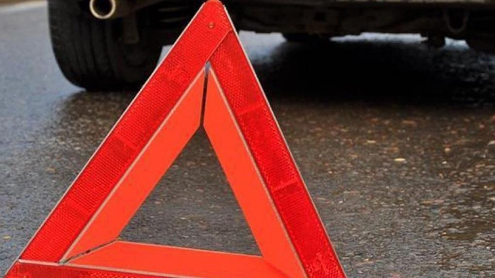 Смертельное ДТП под Новосибирском: автомобиль перевернулся, водитель погиб