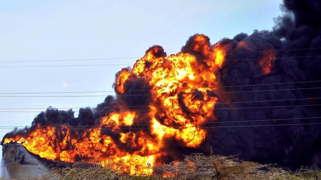 16 жертв: мощный взрыв прогремел на пороховом заводе под Рязанью (обновляется)