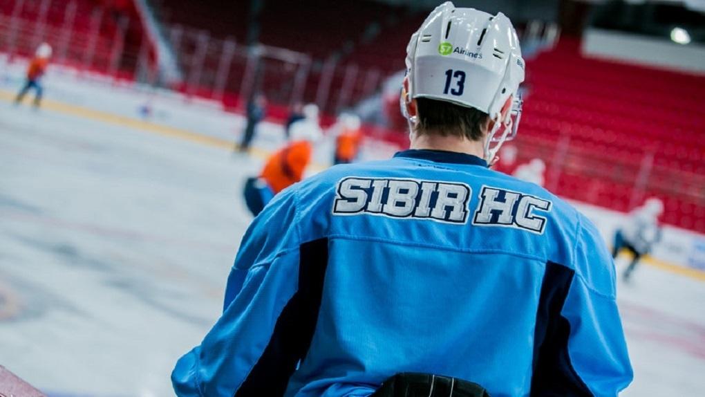 Хоккеисты новосибирской сборной выходят с карантина