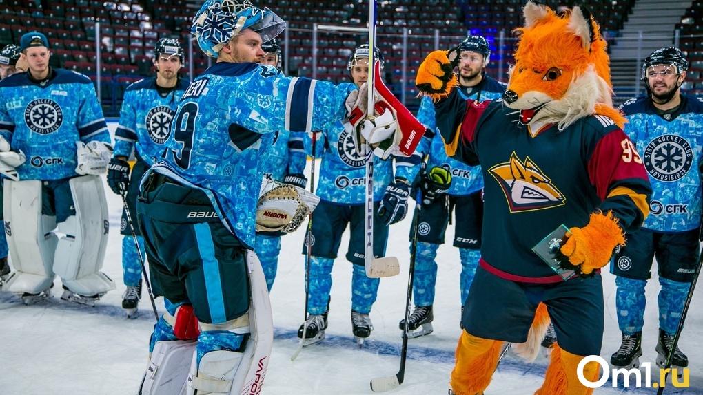Стала известна дата первого матча новосибирской хоккейной команды после карантина