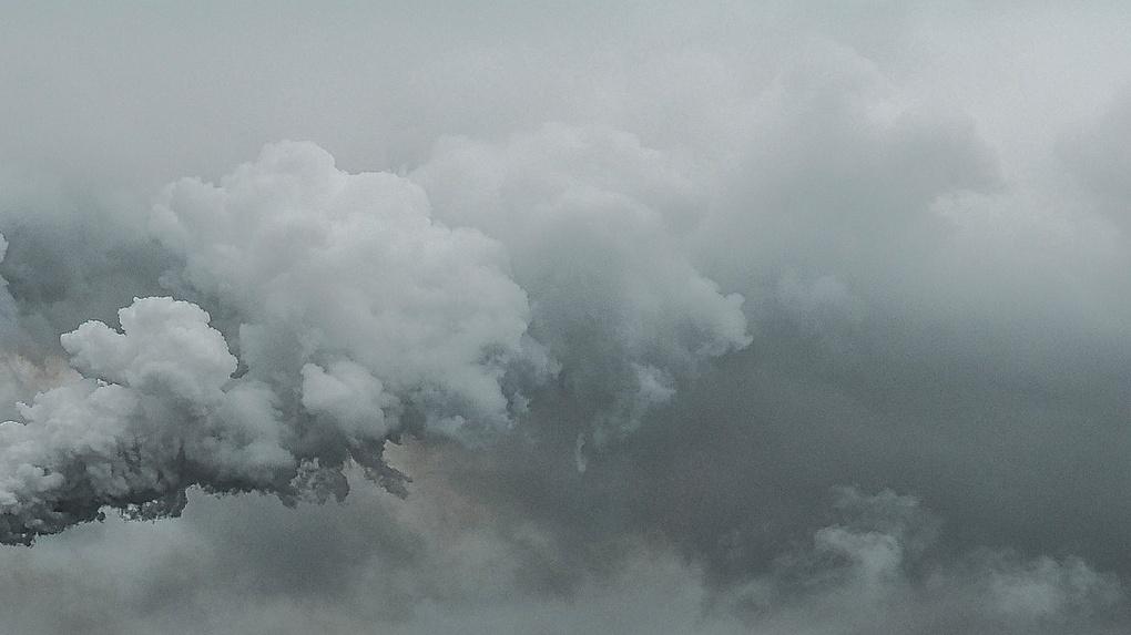 В Омске не нашли других загрязнений воздуха, кроме пыли