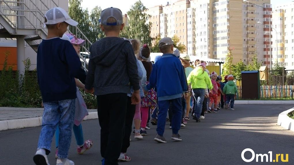 В Омске прокуратура нашла ряд нарушений в детсадах, которые могут подвергать жизни детей серьёзной угрозе