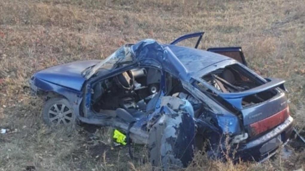 Водитель из Омска попал в ДТП, из-за которого погибла целая семья