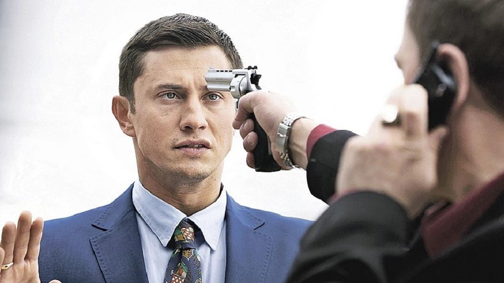 На Первом канале вышел фильм с известным новосибирским актёром Павлом Прилучным в главной роли
