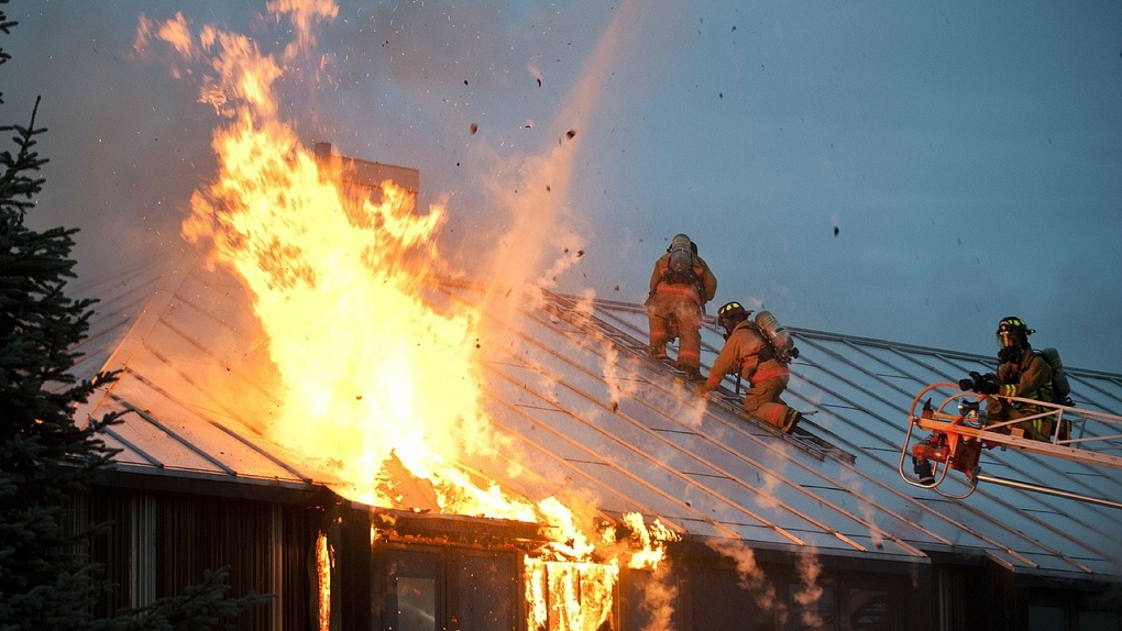 Более ста пожаров произошло в Новосибирской области за минувшую неделю