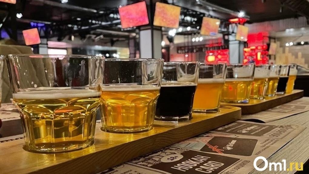 Новосибирские пивовары стали первыми в Сибирском федеральном округе по производству хмельных напитков
