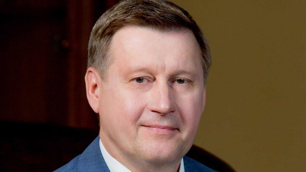 Вновь избранный мэр Новосибирска Анатолий Локоть официально вступил в должность
