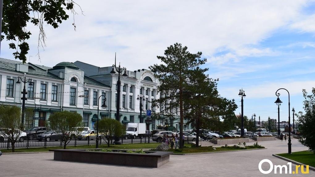 Стало известно «тайное» место проведения светового шоу в Омске
