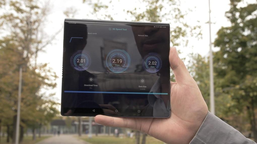 «Билайн» запустил пилотную зону 5G в Лужниках с применением инновационного технологического решения