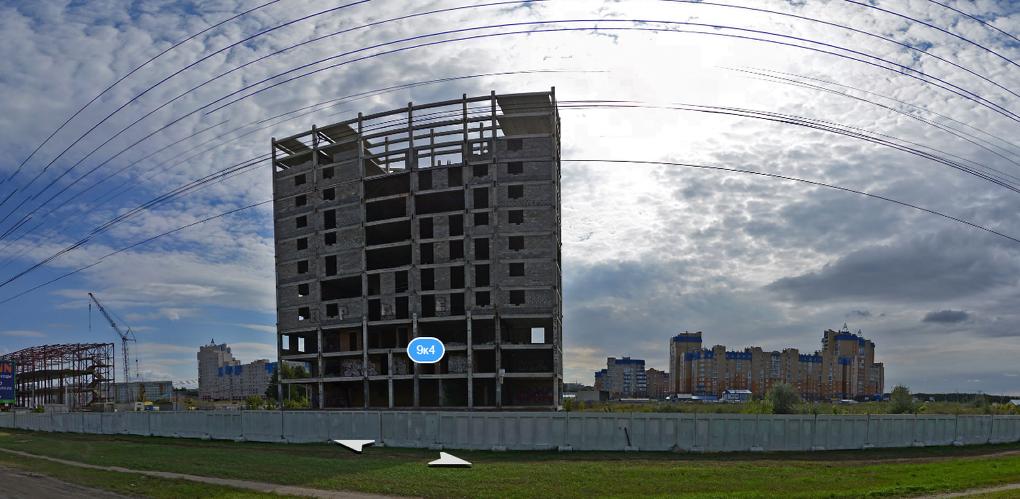 «Омскгражданпроект» отказался от инвестирования в долгострой на 70 лет Октября