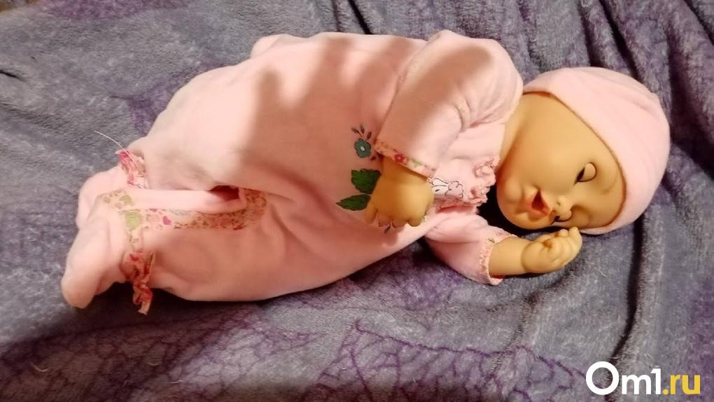 Маленький труп возле дома. Омичка закопала в землю неродившегося ребёнка