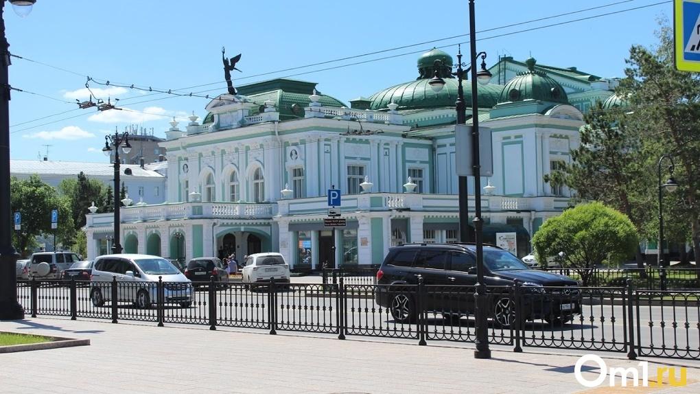 Центр Омска полностью перекроют для проезда