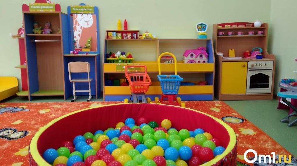 43 ребёнка заболели коронавирусом в новосибирских детских садах