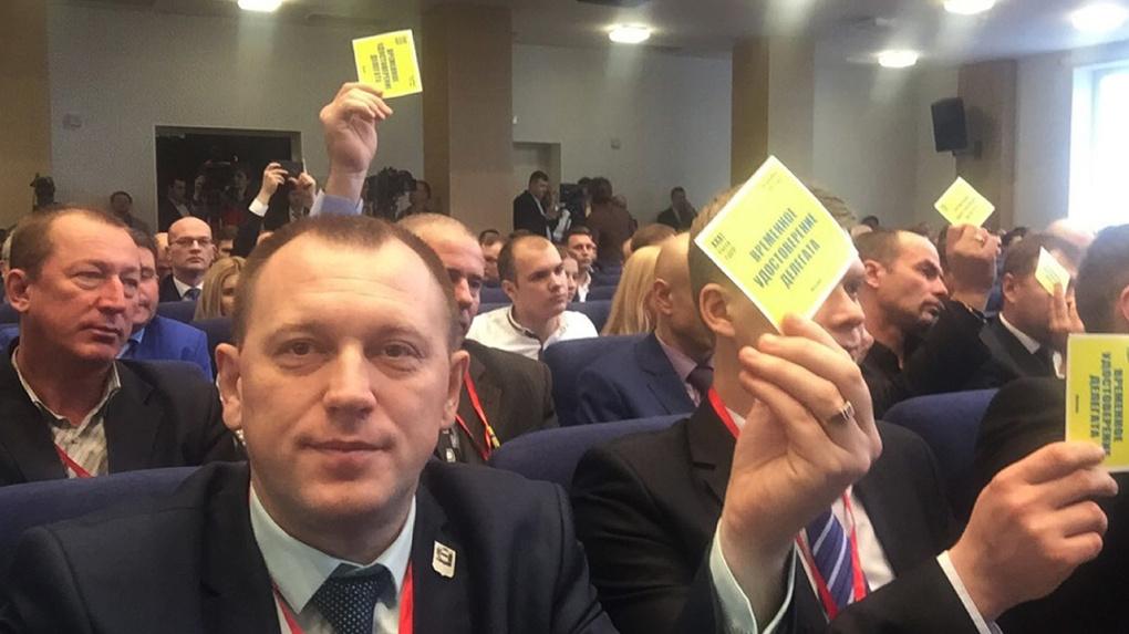 Появился еще один кандидат на кресло губернатора Омской области