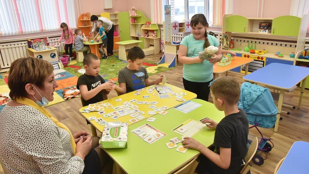 Новый детский сад на 220 мест открыт в Новосибирском районе по нацпроекту