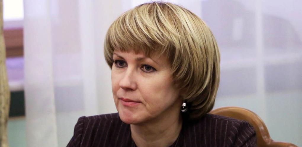 Министром образования Омской области назначена Дернова
