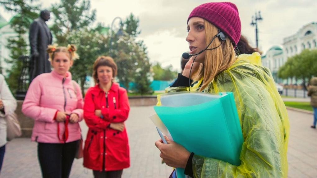 В Омске пройдёт экскурсионный флешмоб