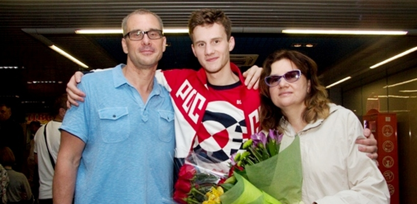 Вернувшийся с олимпиады омич Тарасевич будет тренироваться в США