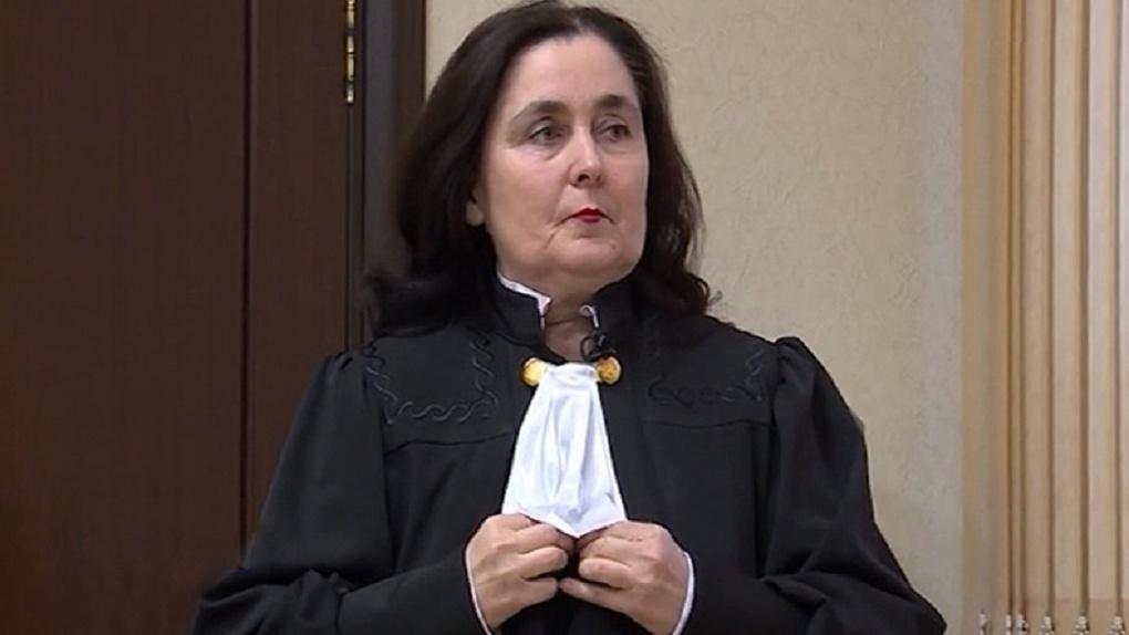 Экс-глава Новосибирского областного суда Римма Шатовкина обвинила ФСБ в мести