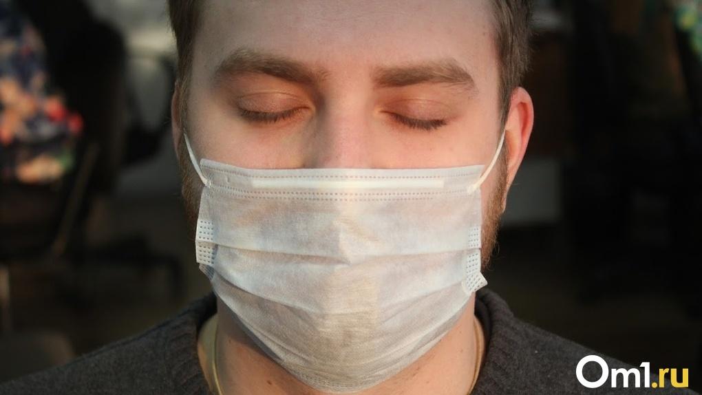В Омске началась эпидемия гриппа и ОРВИ