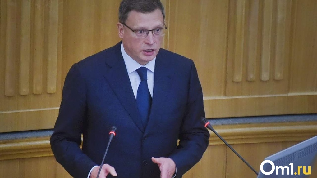 Бурков: режим самоизоляции в Омской области продлят