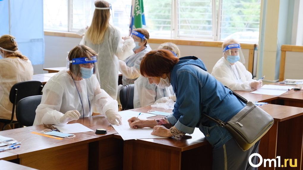 Выборы в Госдуму. Финальный день голосования. Что происходит в Новосибирске. LIVE