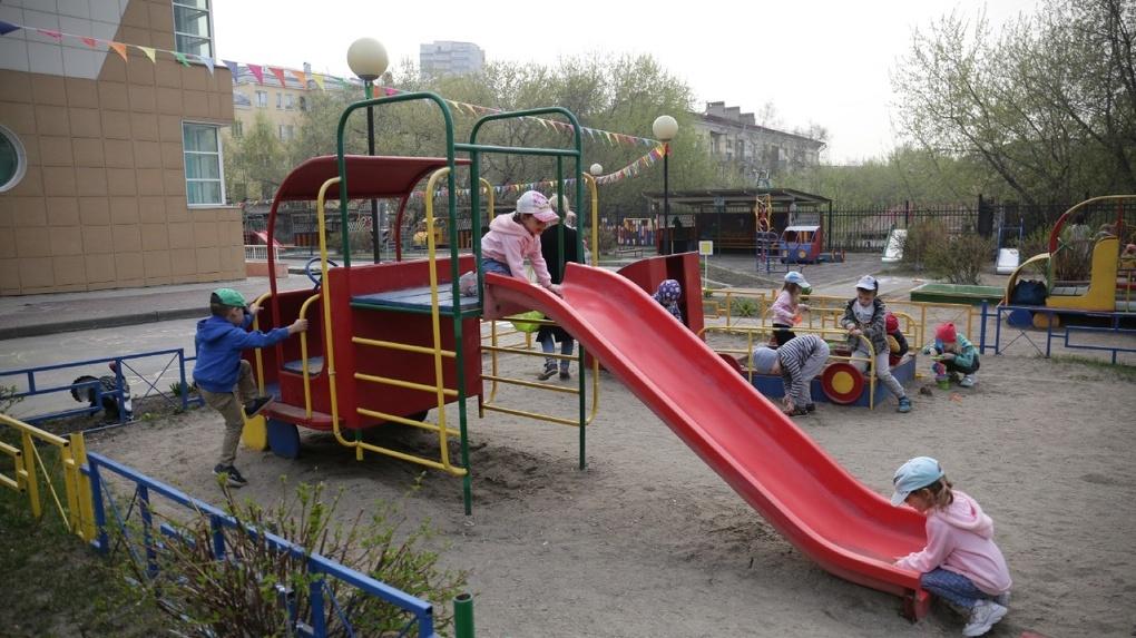 В Новосибирске вдвое увеличилось число малышей в дежурных группах детских садов в режиме самоизоляции
