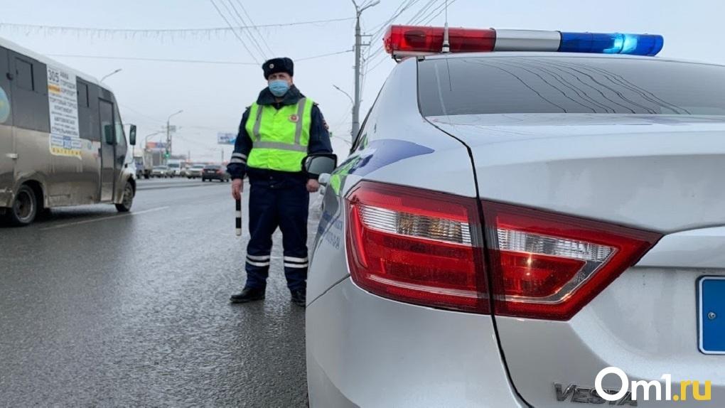 Из-за пьяных водителей за полгода в Омской области погибло 11 человек