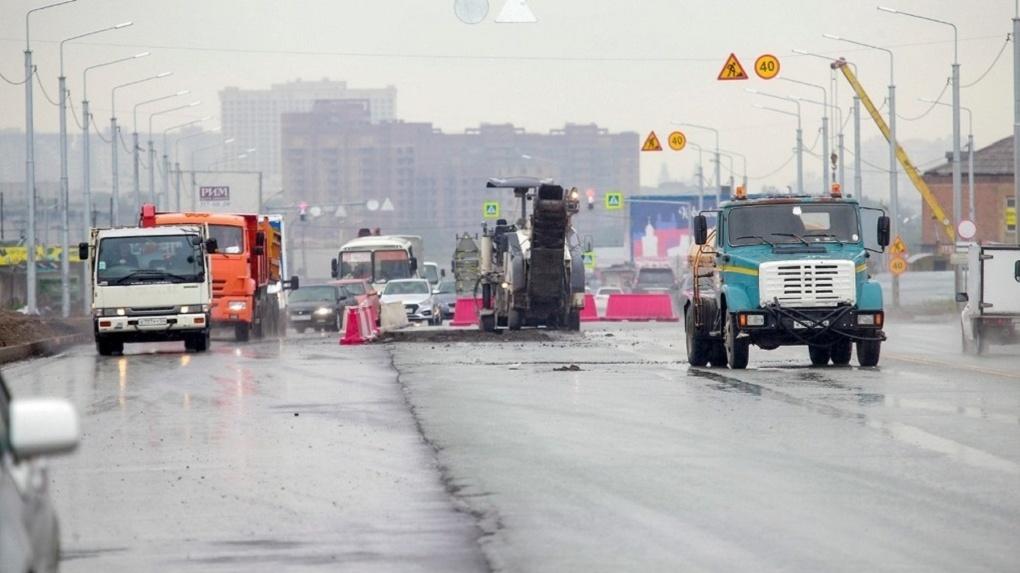 Дорога около нового автовокзала в Новосибирске станет шестиполосной