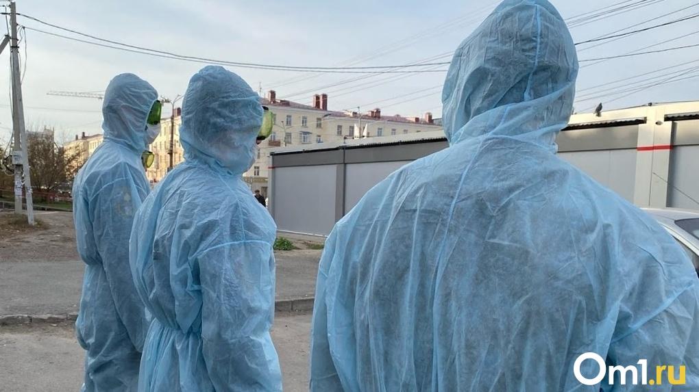 Очередная вспышка? В одном из районов Омской области стремительно выросло количество зараженных COVID-19