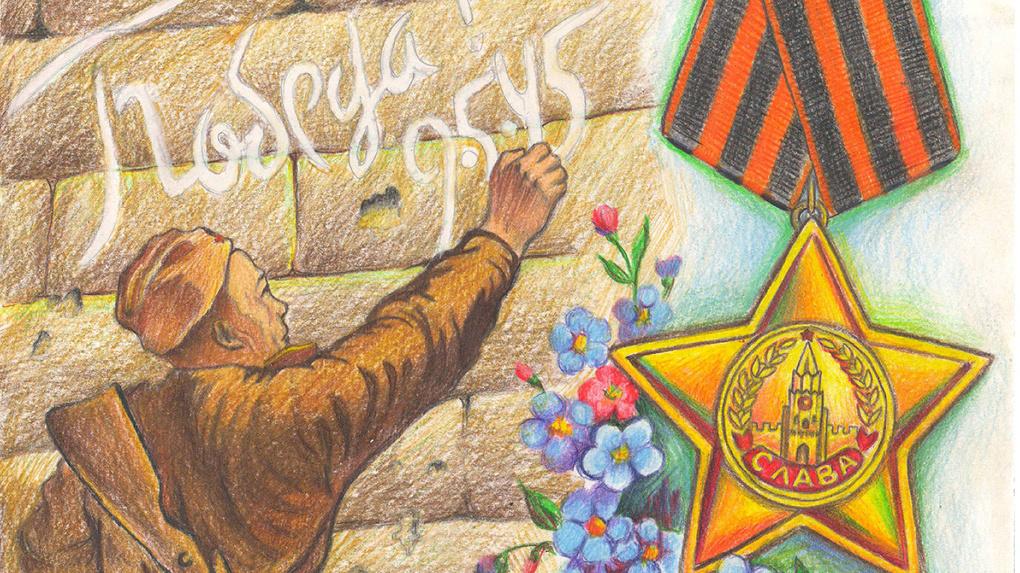 Открытка, открытки с солдатами к 9 мая