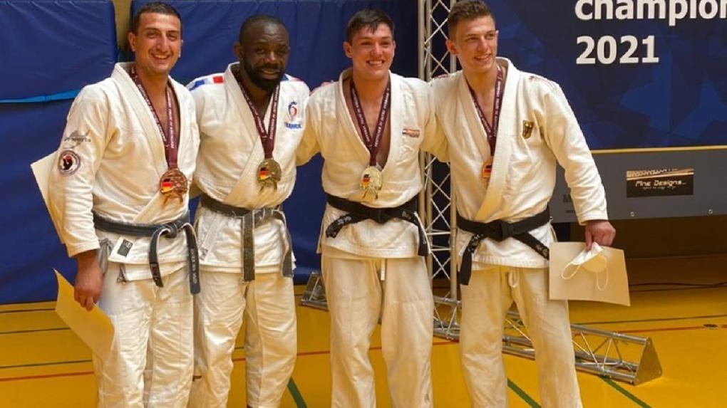 Новосибирский спортсмен выиграл «бронзу» на международном турнире по джиу-джитсу