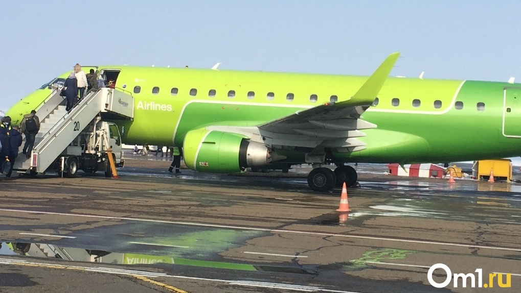 Курящего дебошира задержали на рейсе самолёта «Якутск — Новосибирск»