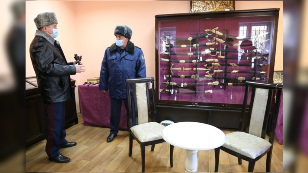 В Омске открылся магазин с сувенирами ручной работы от заключённых
