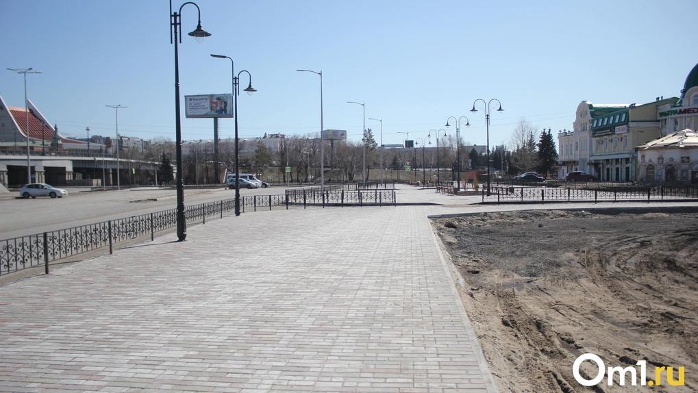 Омск оказался на втором месте в списке городов, лучше всего соблюдающих режим самоизоляции