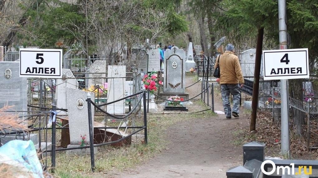 Бюджет Омска теряет деньги из-за «отжатых» покойников