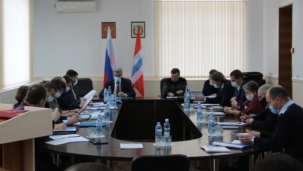Депутаты выбрали нового главу города под Омском
