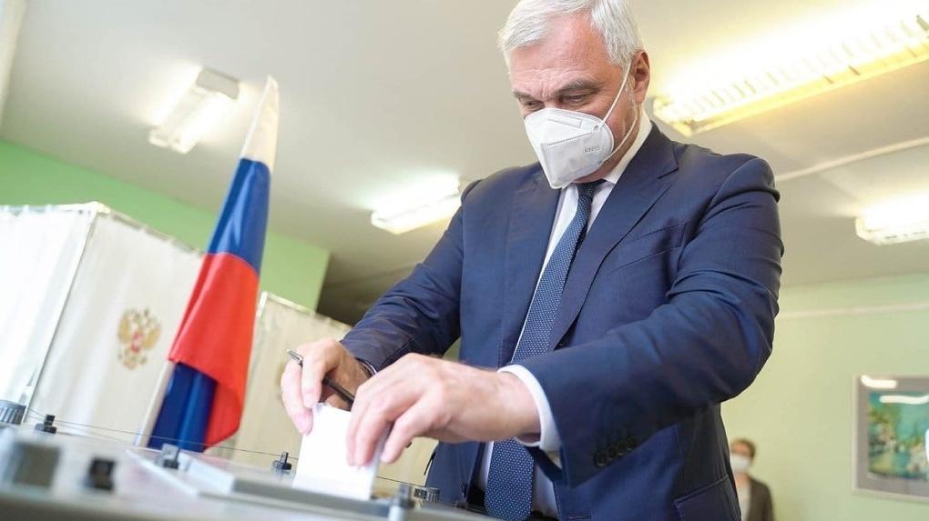 Омич стал губернатором Республики Коми