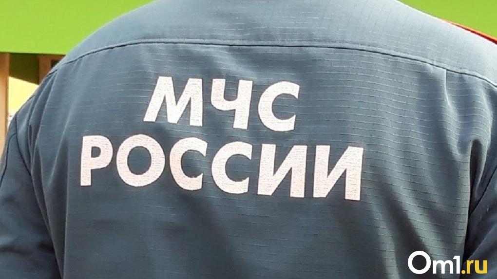 В Омской области прогремело несколько взрывов