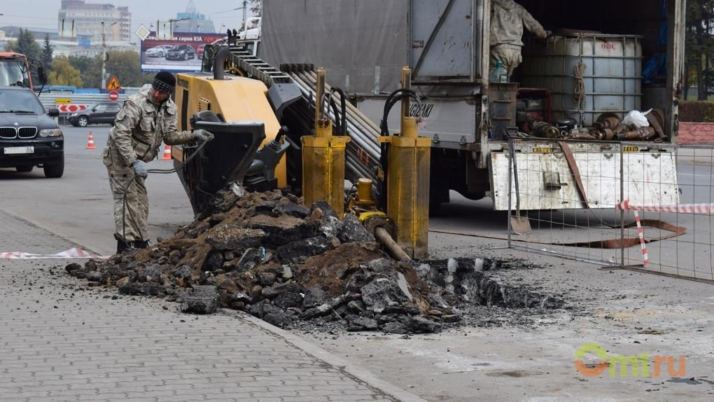 Чтобы заасфальтировать все грунтовые дороги в Омске, понадобится 4,5 млрд рублей