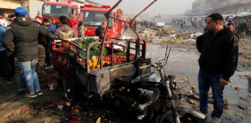 Террористы подорвали в Багдаде автомобиль. Погибли 13 человек