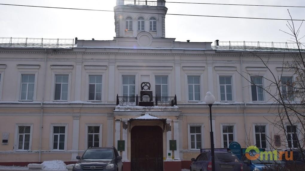 В Омске осквернили память Колчака
