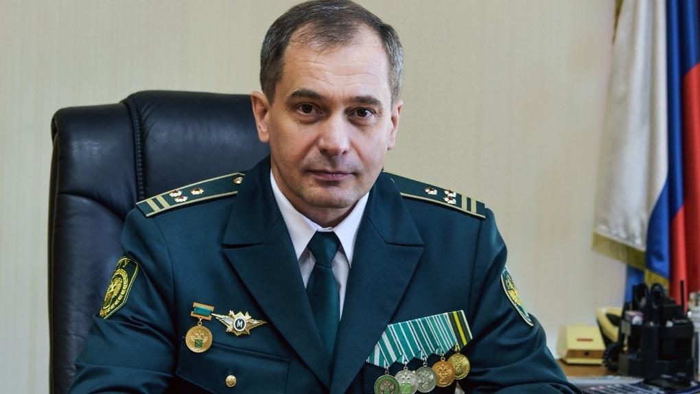 В Новосибирске назначили нового начальника таможни