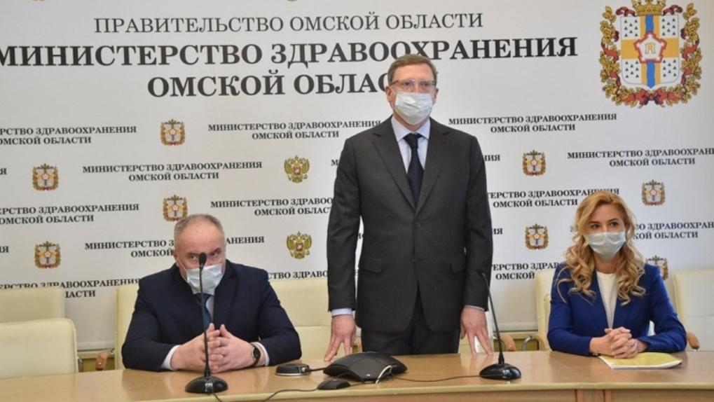 «Она – профессионал!». Бурков рассказал, что не пожалел о назначении Солдатовой на должность министра
