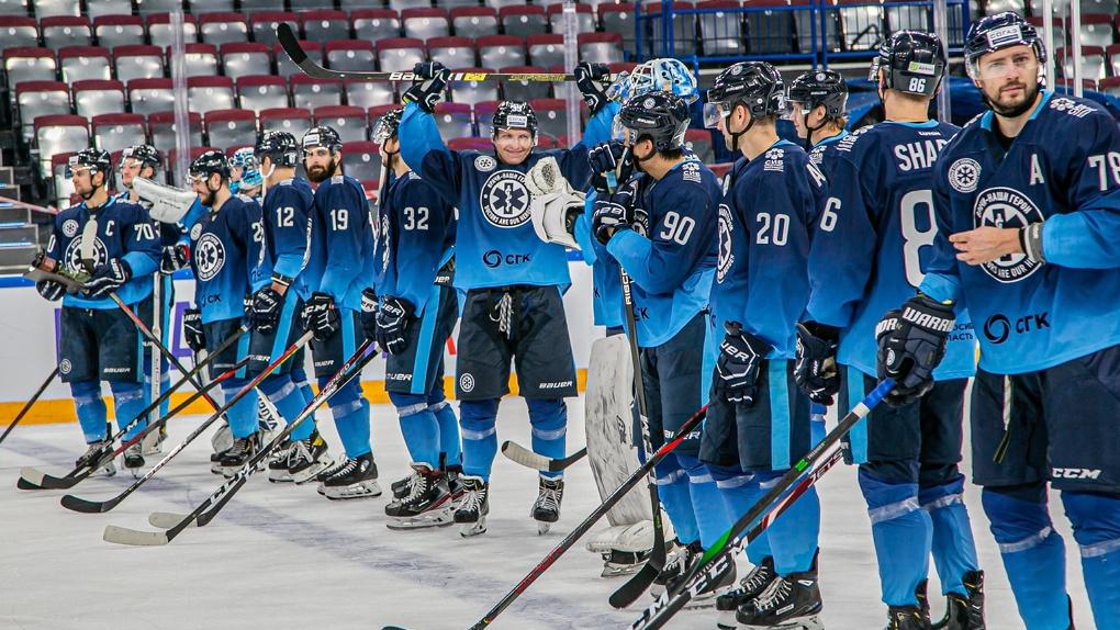 Хоккей в эпоху пандемии: ХК «Сибирь» начинает новый сезон в КХЛ