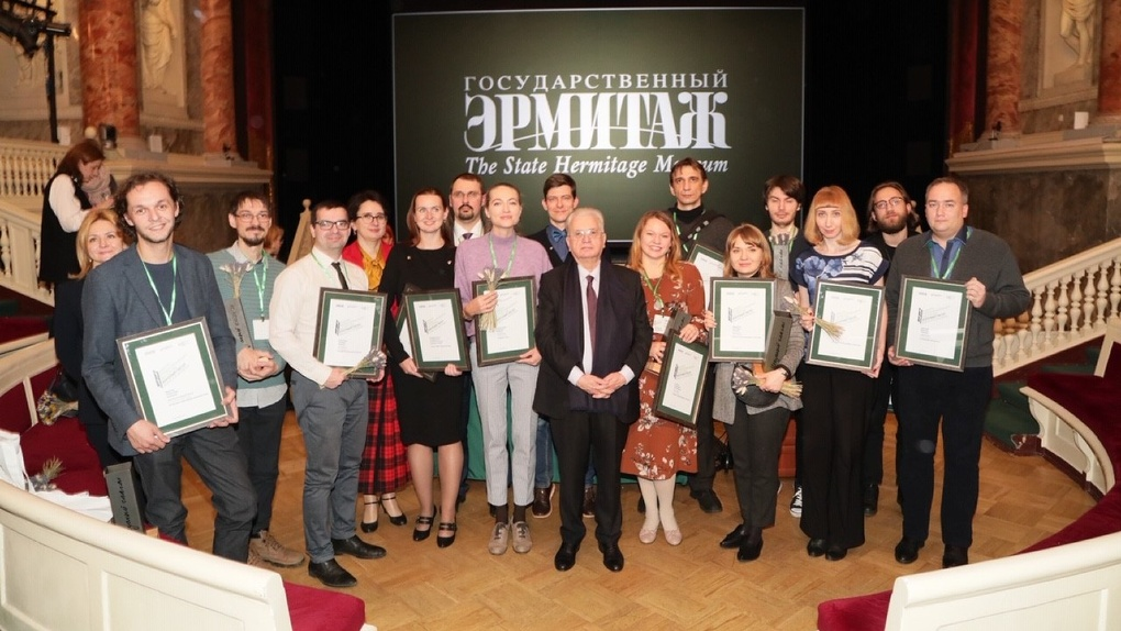 Омские журналисты получили престижные награды в Петербурге