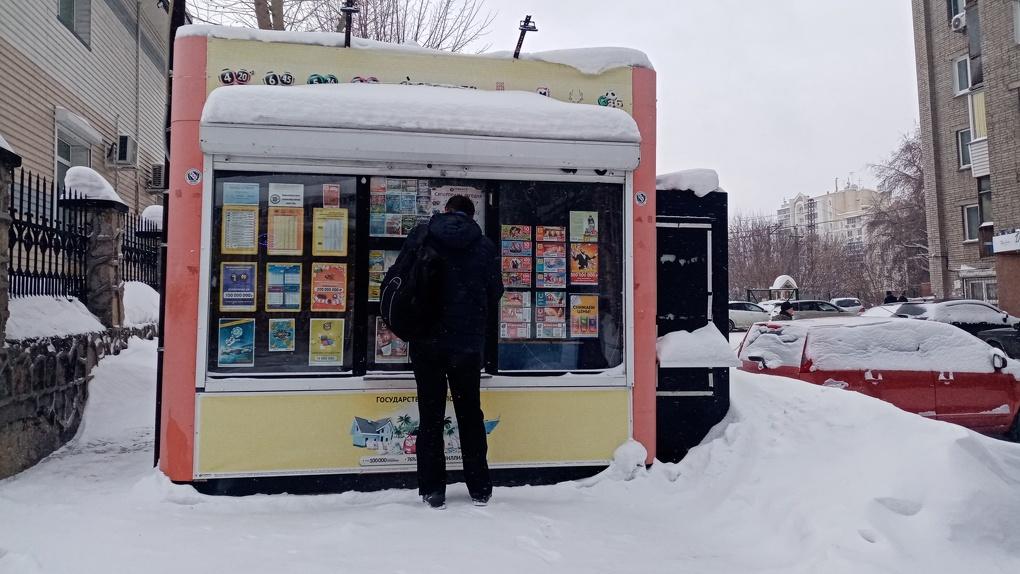 Тракторист из Новосибирска выиграл один миллион рублей в лотерею